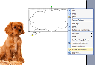 Give your pictures more interesting shapes in PowerPoint