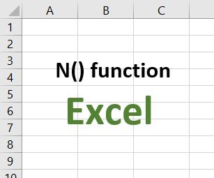 N function