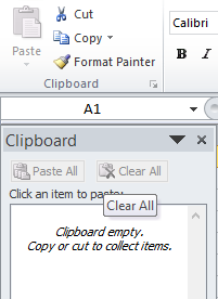 Clipboard screenshot