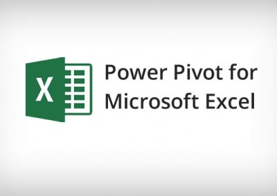 Power Pivot for Microsoft Excel Course