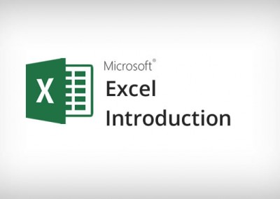 Microsoft Excel Introduction Course