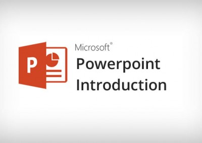 Microsoft Powerpoint Introduction Course