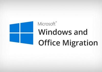 Microsoft Office & Windows Migration Courses