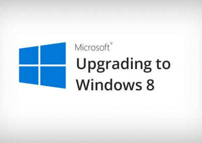 Upgrading to Microsoft Windows 8.1 and Windows 10