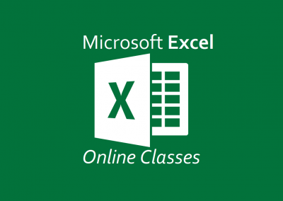 Excel Online Workshops
